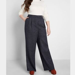 Wide Leg Pants-Tall